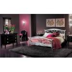 Спальня Vanity Foglia Argento